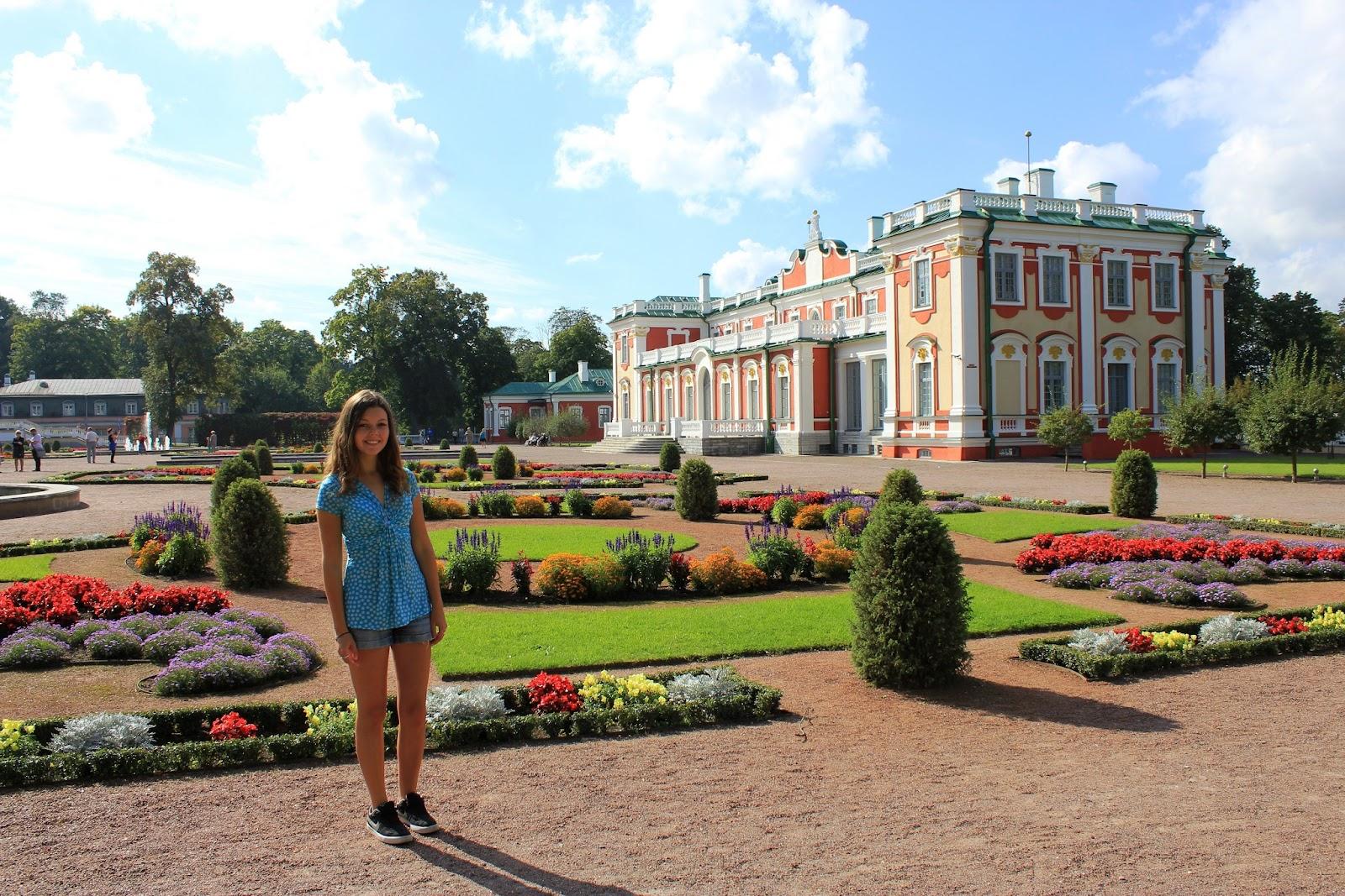 Pałac prezydencki w Tallinie