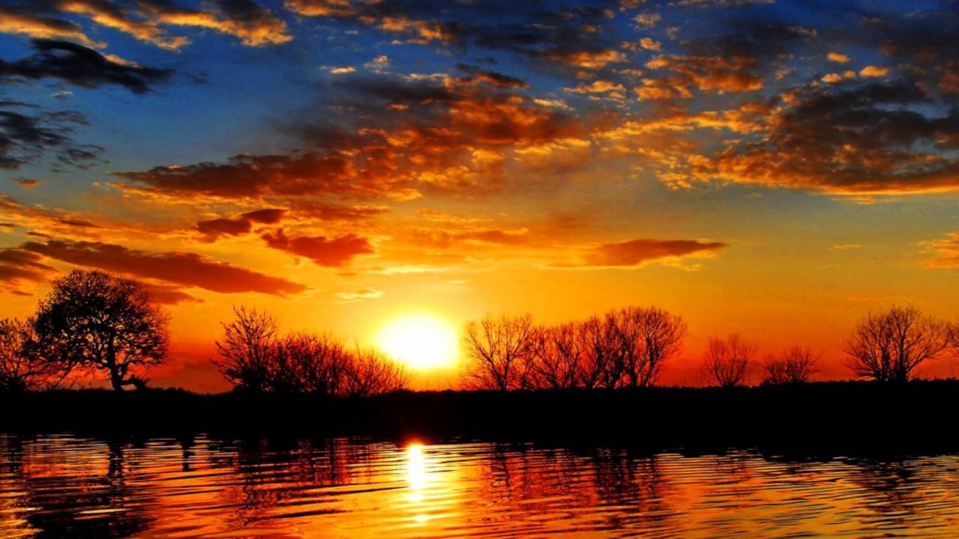 Fall Desktop Mountain Wallpaper Gallianmachi Beautiful Sunset