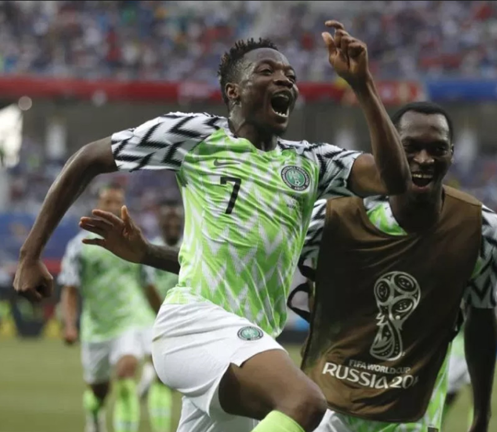 AHMED MUSA 5
