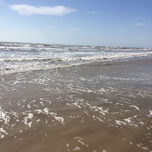 padre island beaches