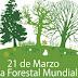 21 de marzo: Día Forestal Mundial