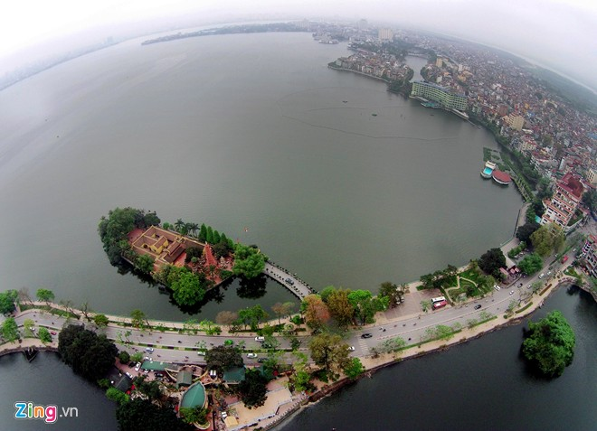 Hanoi West Lake