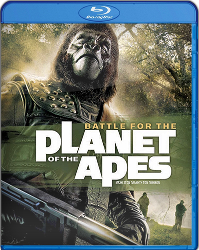 Battle For the Planet of the Apes [1973] [BD25] [Latino]