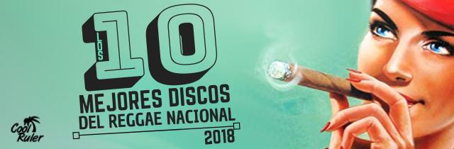 Los 10 mejores discos nacionales de 2018