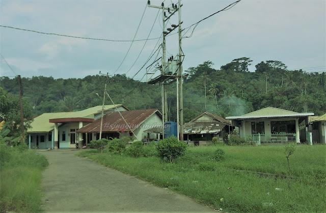 Foto Pemukiman Kaliasin ( Jam Tang )