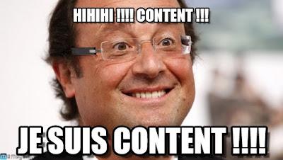 Meme de François Hollande
