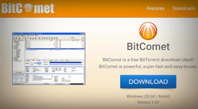 برنامج-BitComet-للتحميل-من-التورنت