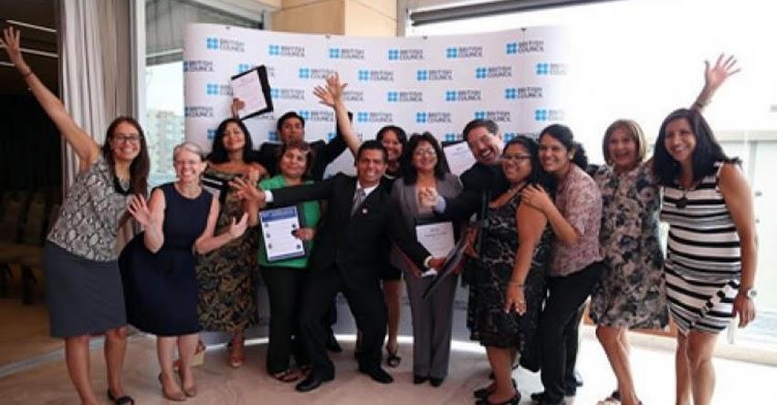 MINEDU: Docentes de inglés de escuelas públicas ganan concurso y viajan a Escocia para encuentro internacional - www.minedu.gob.pe