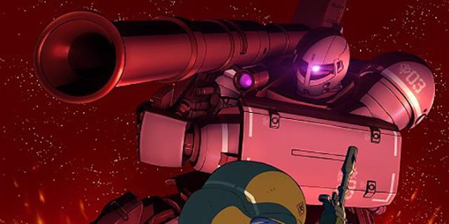 Mobile Suit Gundam The Origin III – Dawn of Rebellion