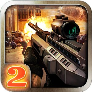 Unduh Death Shooter 2: Zombie Killer APK, yang Sudah Unlimited Money