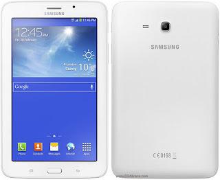 Samsung Galaxy Tab 3 V Tablet Murah Warna Putih