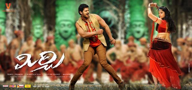 Prabhas Mirchi Telugu Movie 2013 Wallpapers Hd: »Prabhas,Anushka Mirchi HD Posters Latest