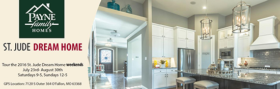 Tour the St. Jude Dream Home in St. Louis 2016