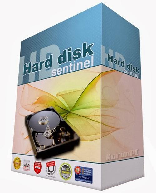 Hard Disk Sentinel Pro 4.50.15 Beta (Crack) PreActivated