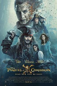 Pirates of the Caribbean: Dead Men Tell No Tales (2017) [Dual Audio] (Eng-Hin) 1080p