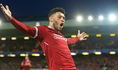 Highlight Liverpool 3-0 Manchester City, 4 April 2018