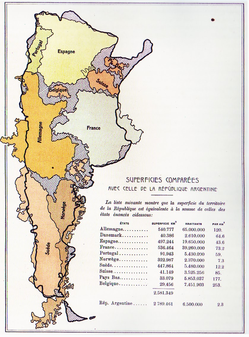 Jorge Luis Borges On Mapping Empire