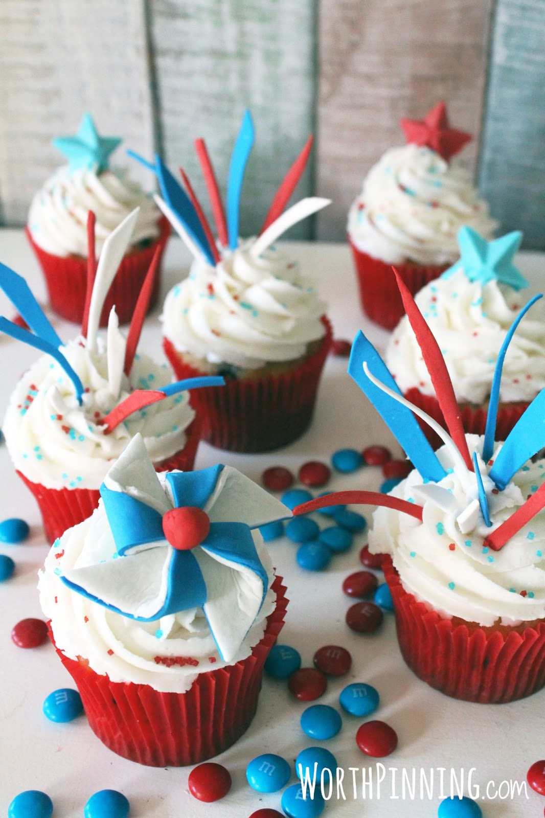 Worth Pinning Fourth Of July Party