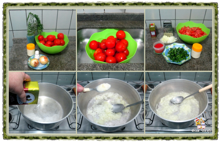Molho de tomate básico 3