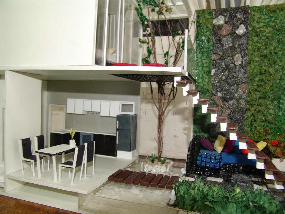 Đồ án kiến trúc cơ sở, đồ án năm 1, đồ án tạo hình, mô hình kiến trúc
