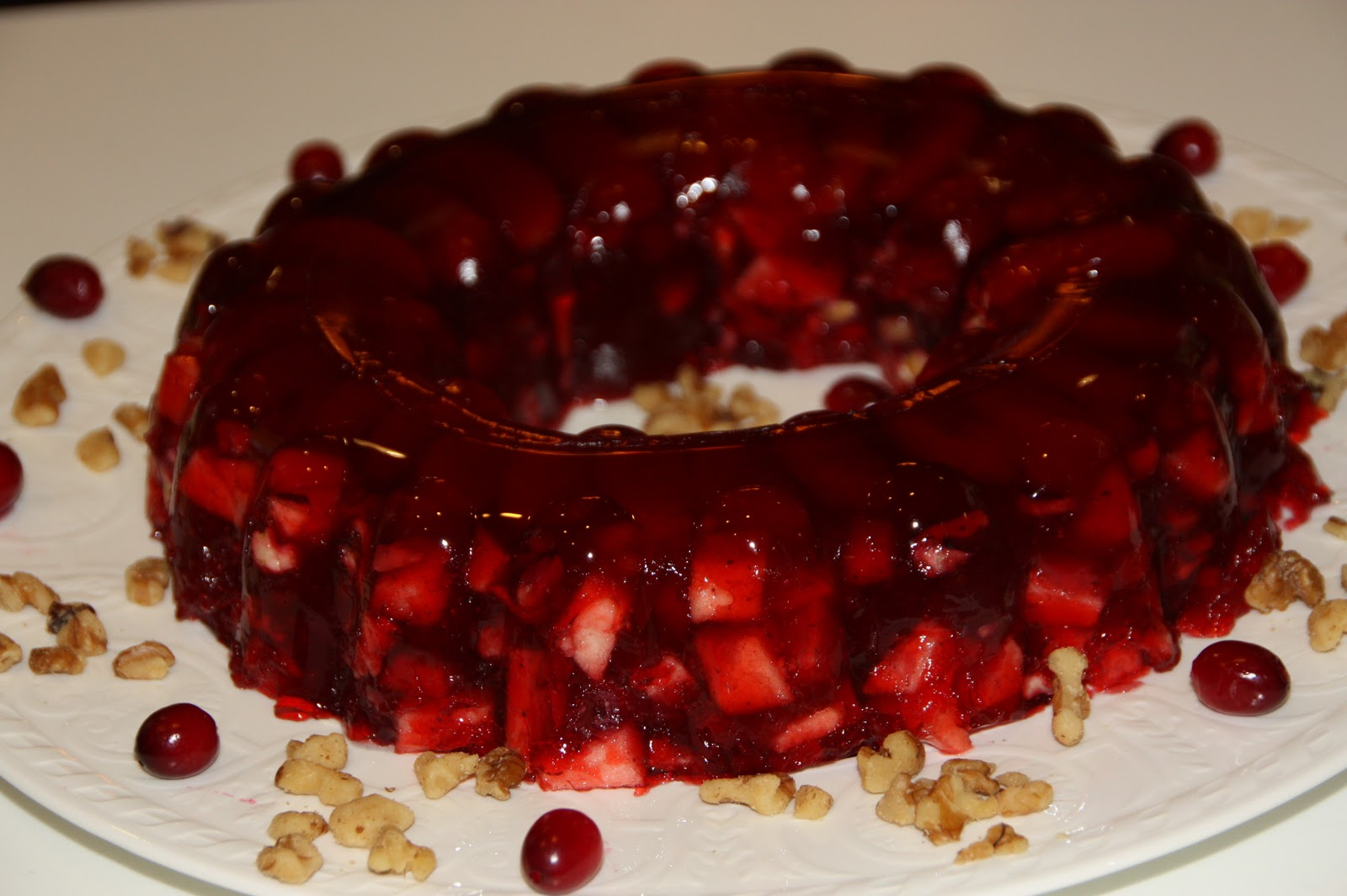 thanksgiving cranberry jello recipes - HD 1600×1065