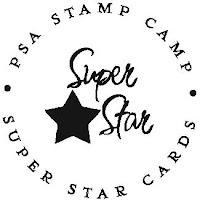 Stamp Camp: 1st Birthday Girl Card