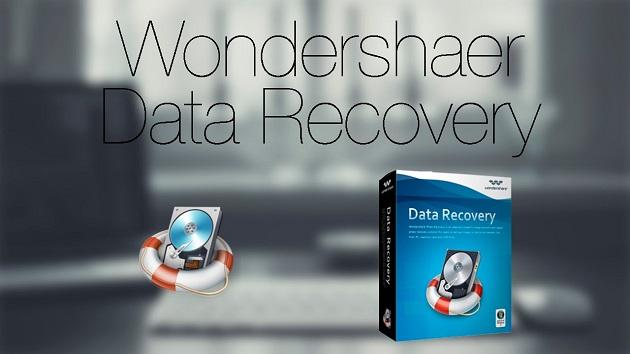 تحميل برنامج استعاده الملفات المحذوفه Wondershare Data Recovery 6.6.0.21 كامل مع الكراك