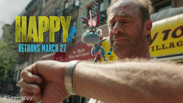 """HAPPY!   Recensione 2x04 """"Blitzkrieg!!!"""""""