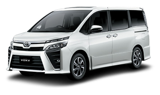 toyota all new voxy