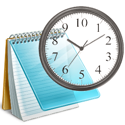 How to Create Clock Using Notepad