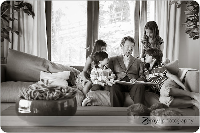 Los Altos Family Photographer: A gift for dad preview photo: 0