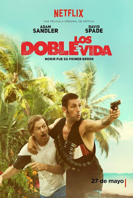 Mira el tráiler de  'The Do-Over', la nueva película original de Netflix