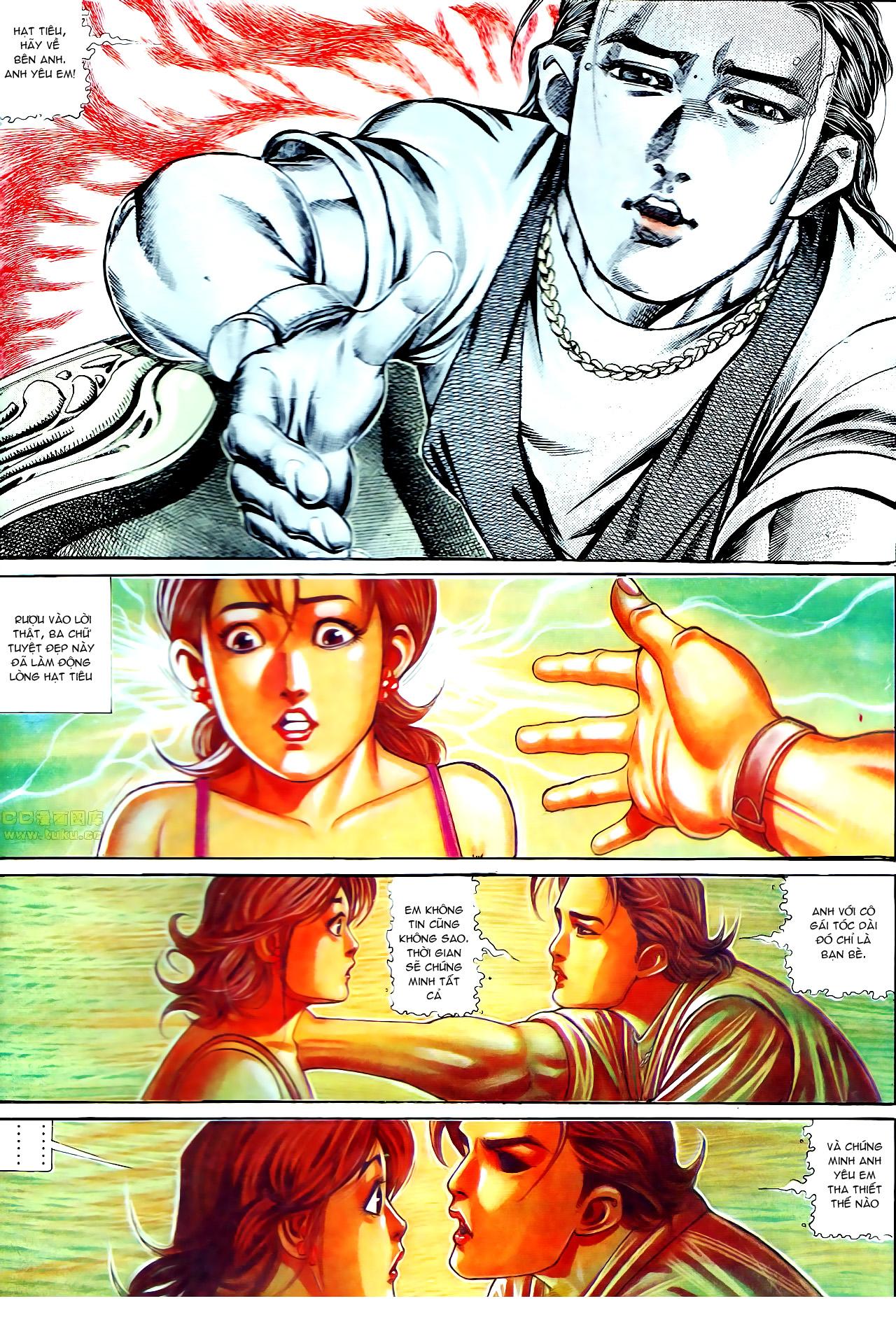 Người Trong Giang Hồ chapter 137: yêu nhất là ai trang 31