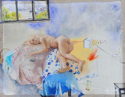Nude (2009), Neonilla Medvedeva