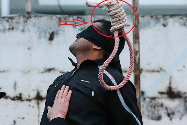 هل تعلم ما هو سر الحجم الكبير لعقدة حبل المشنقة !! ليست صدفة او عبثا !!