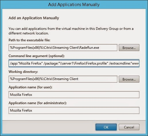 Brandon's Blog: Citrix Application Streaming Is Not Dead in