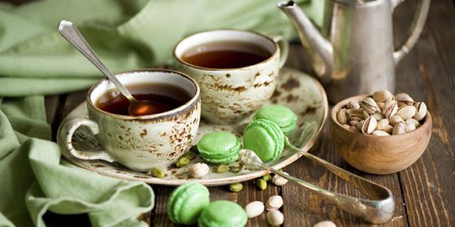 tea affects human creativity
