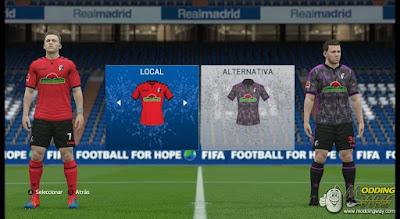 FIFA 16 ModdingWay Mod AIO Season 2017/2018