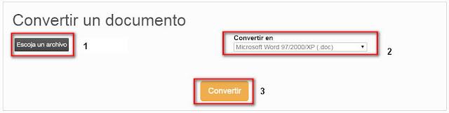 Convertir casi cualquier archivo a otro formato - h2geek