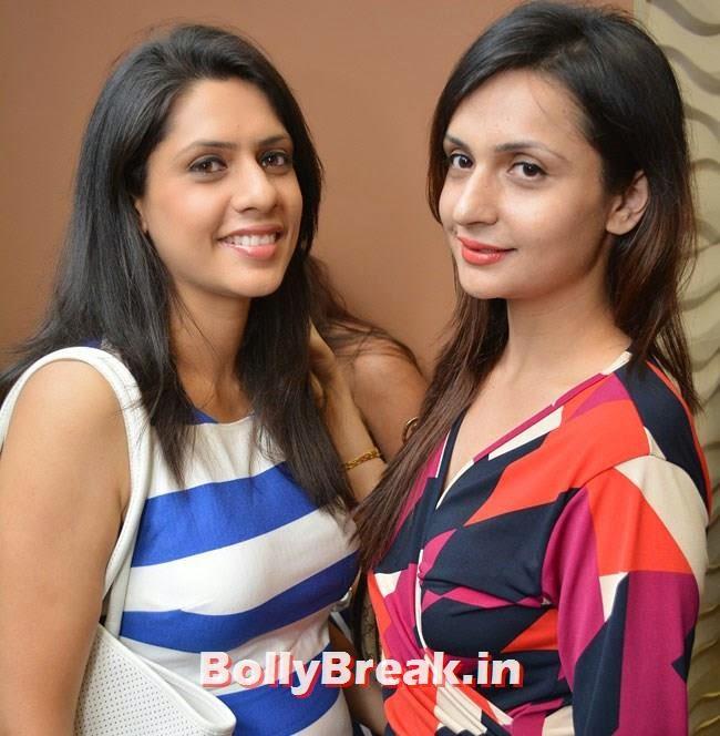 Shilpa and Surbhi, Hair and Makeup Studio 'ANGE', Launch Pics