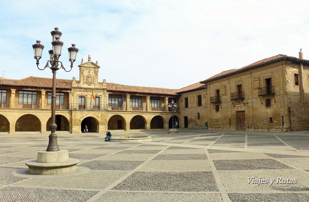 Plaza de España, Santo Domingo de la Calzada, La Rioja