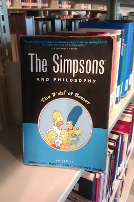 The simpsons hyper irony and the meaning of life essay