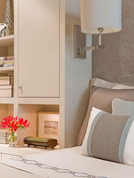 Blog de Decoração Perfeita Ordem Cores tranquilas no quarto Como dar um &