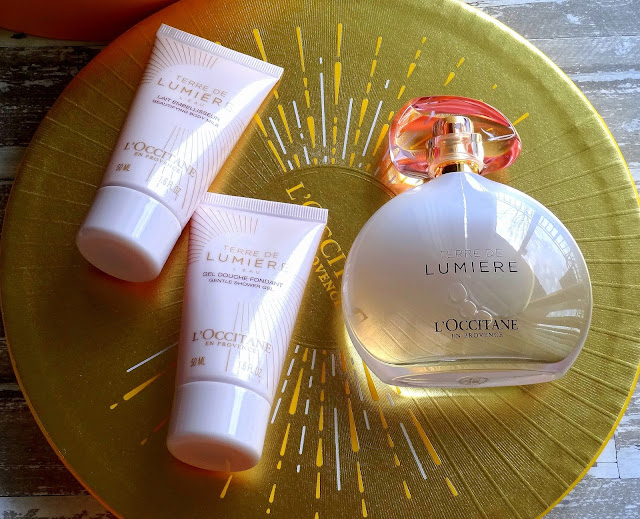 L'Occitane Terre de Lumiere L'Eau Fragrance Collection