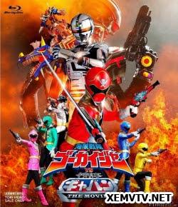 Siêu Nhân Hải Tặc - Kaizoku Sentai Gokaiger 2011 Poster