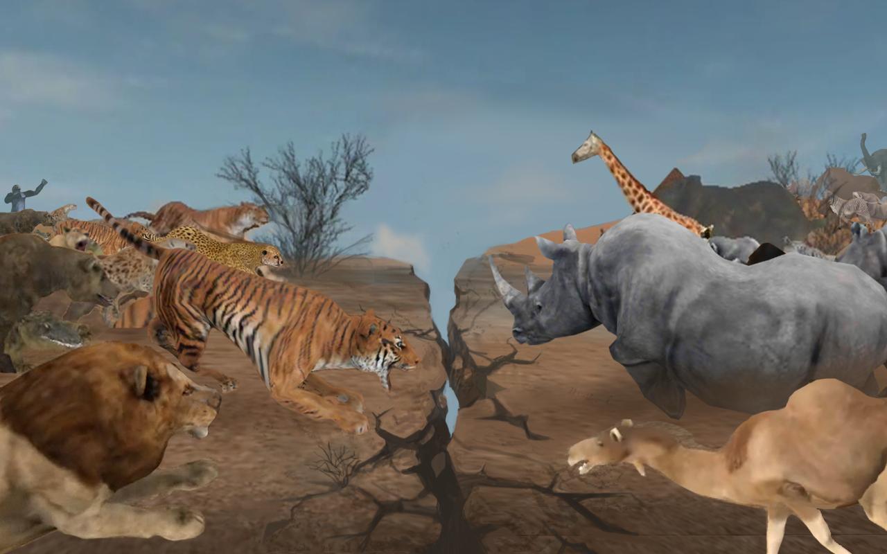 Wild Animals Online WAO MOD APK