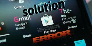 Cara Mengatasi Play Store yang Error di Android