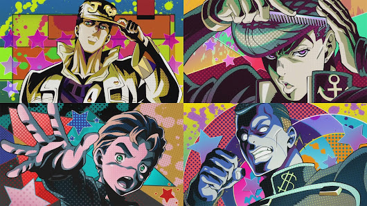 O Divertido ''JoJo no Kimyou na Bouken: Diamond wa Kudakenai'' (Diamond is Unbreakable)