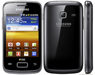 Cara Flash Samsung Galaxy Young S3560