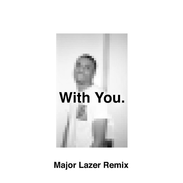 With You. - Ghost (feat. Vince Staples) [Major Lazer Remix] - Single Cover